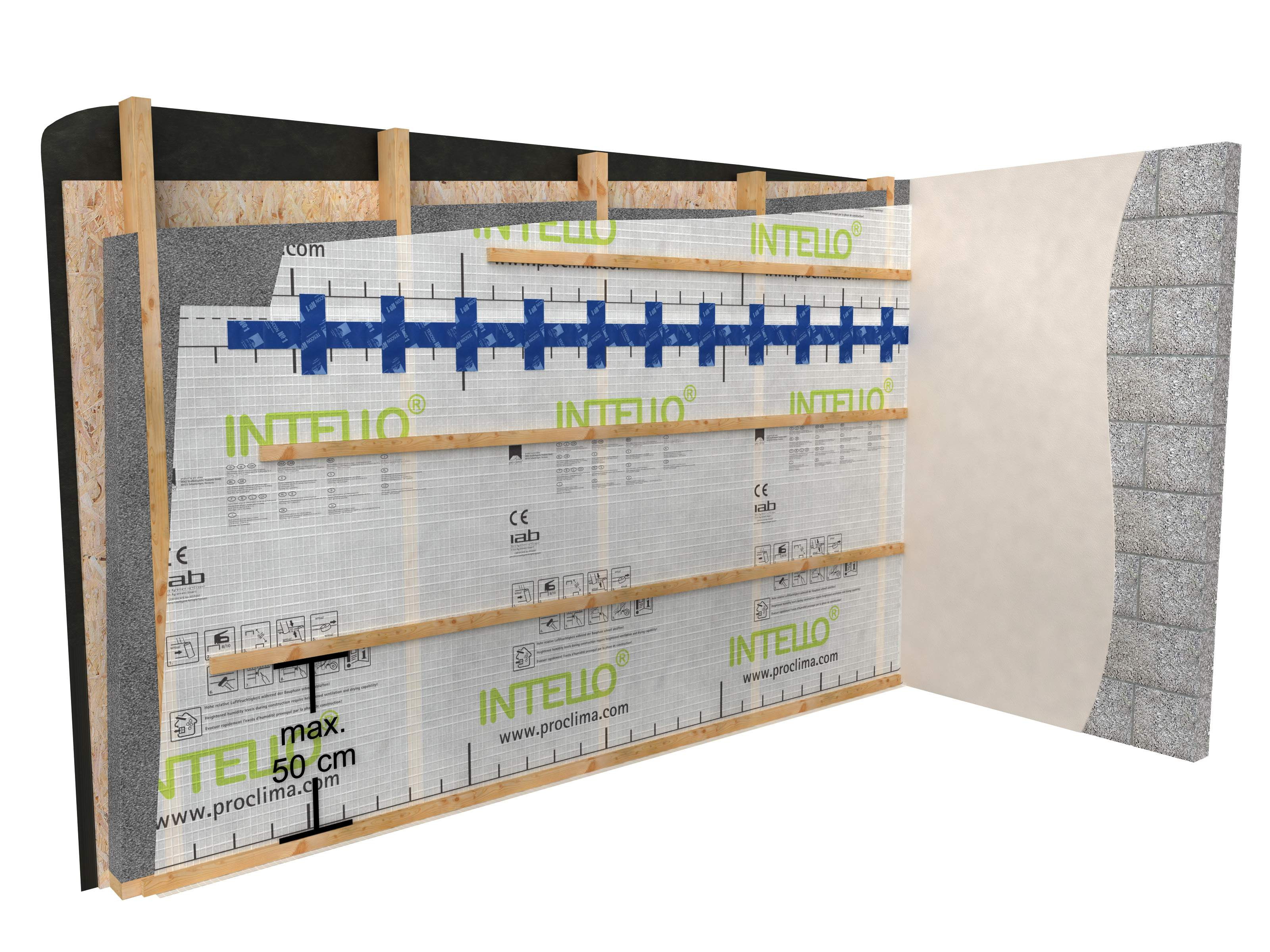 How To Install Dense Pack Cellulose With Intello Plus